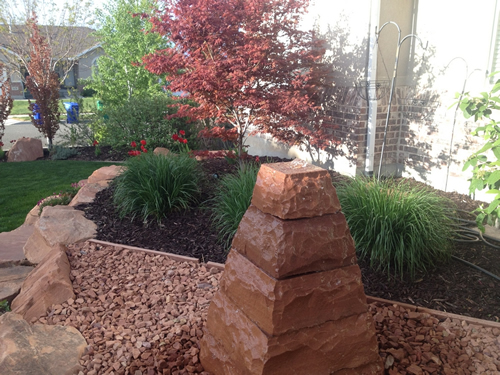 Huskiez Landscaping pond and water feature design and install