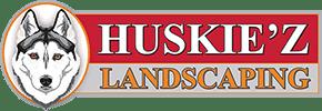 Huskie'z Landscaping Logo
