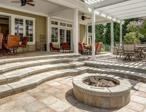 Cooler Weather and Outdoor Living Spaces – The Perfect Duo!
