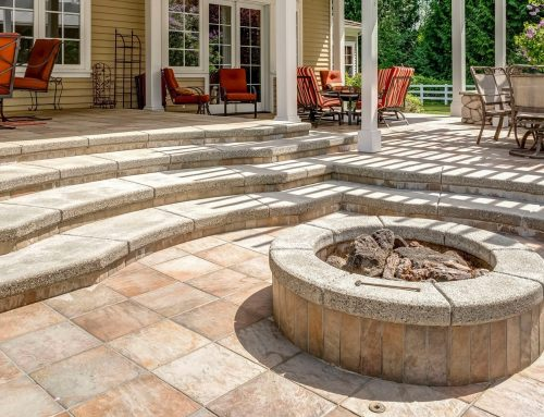 Hardscape Designs to Make Your Summer Sizzle
