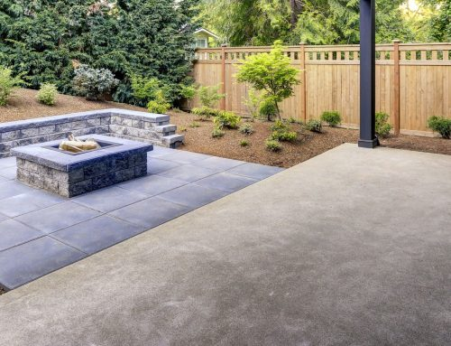 Hardscapes To Help Relieve Your Winter Blues